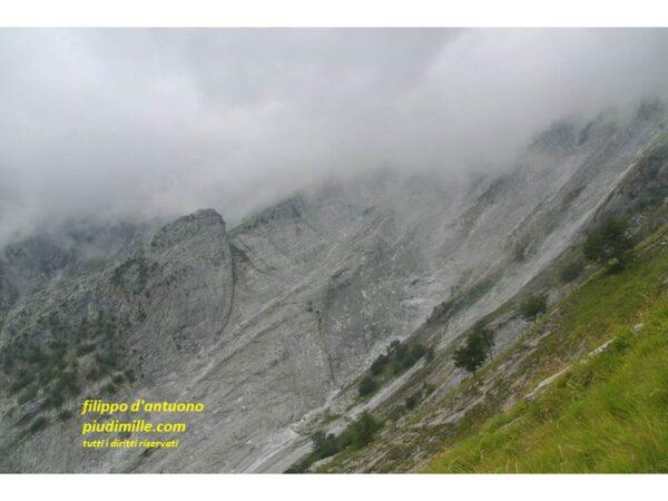 escursionismo in Appennino