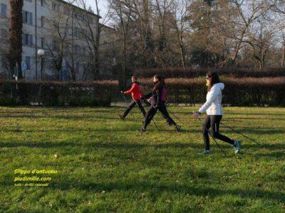 Nordic walking corso base operatori